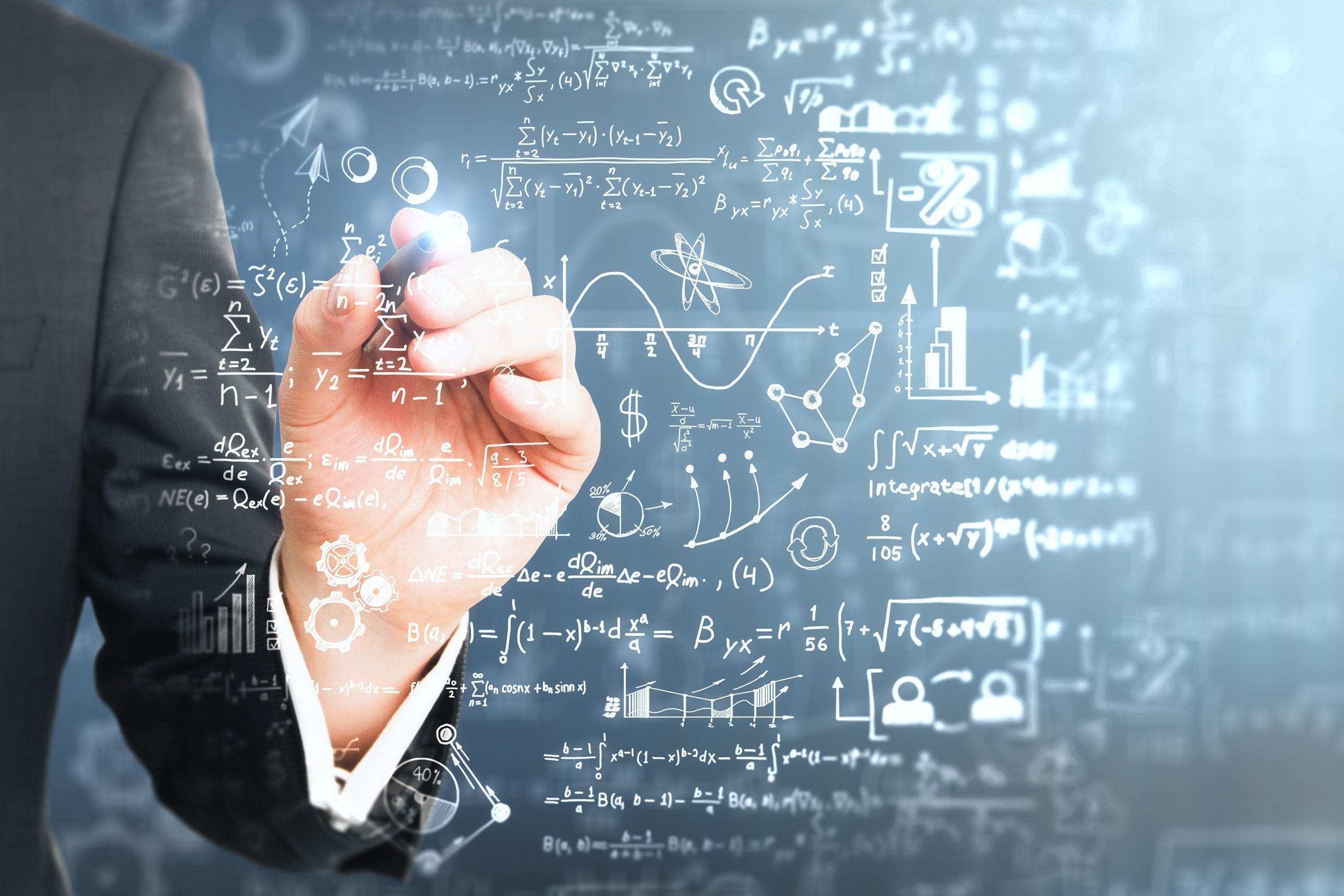ビジネス数学とは